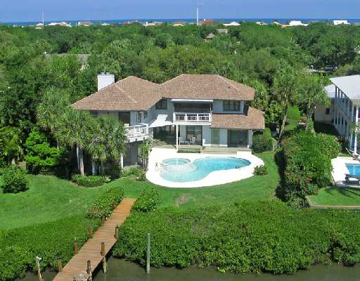 Vero beach real estate for Beach mansions for sale